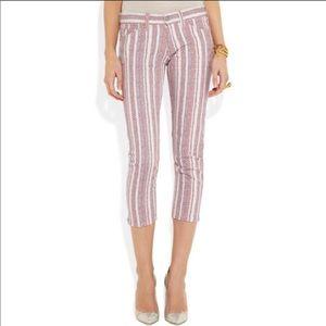 Isabel Marant Cooper Printed Skinny Jeans